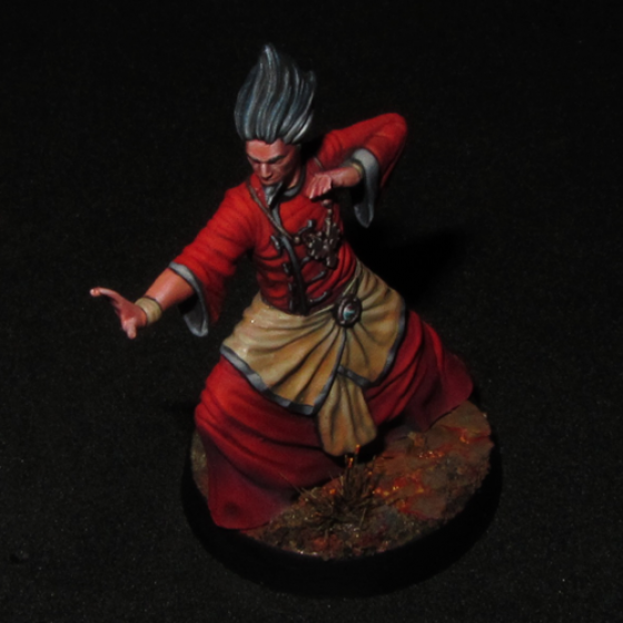 08 Fablesmith - website - Fire warrior