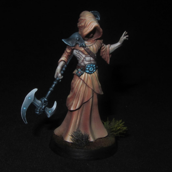 09 FableSmith - website - Spirit warrior