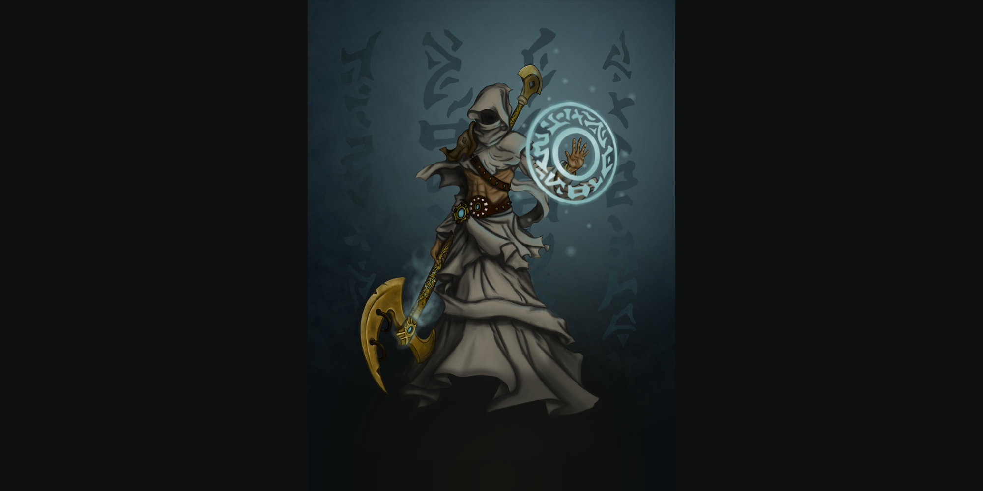 Fablesmith - Website - Spirit warrior